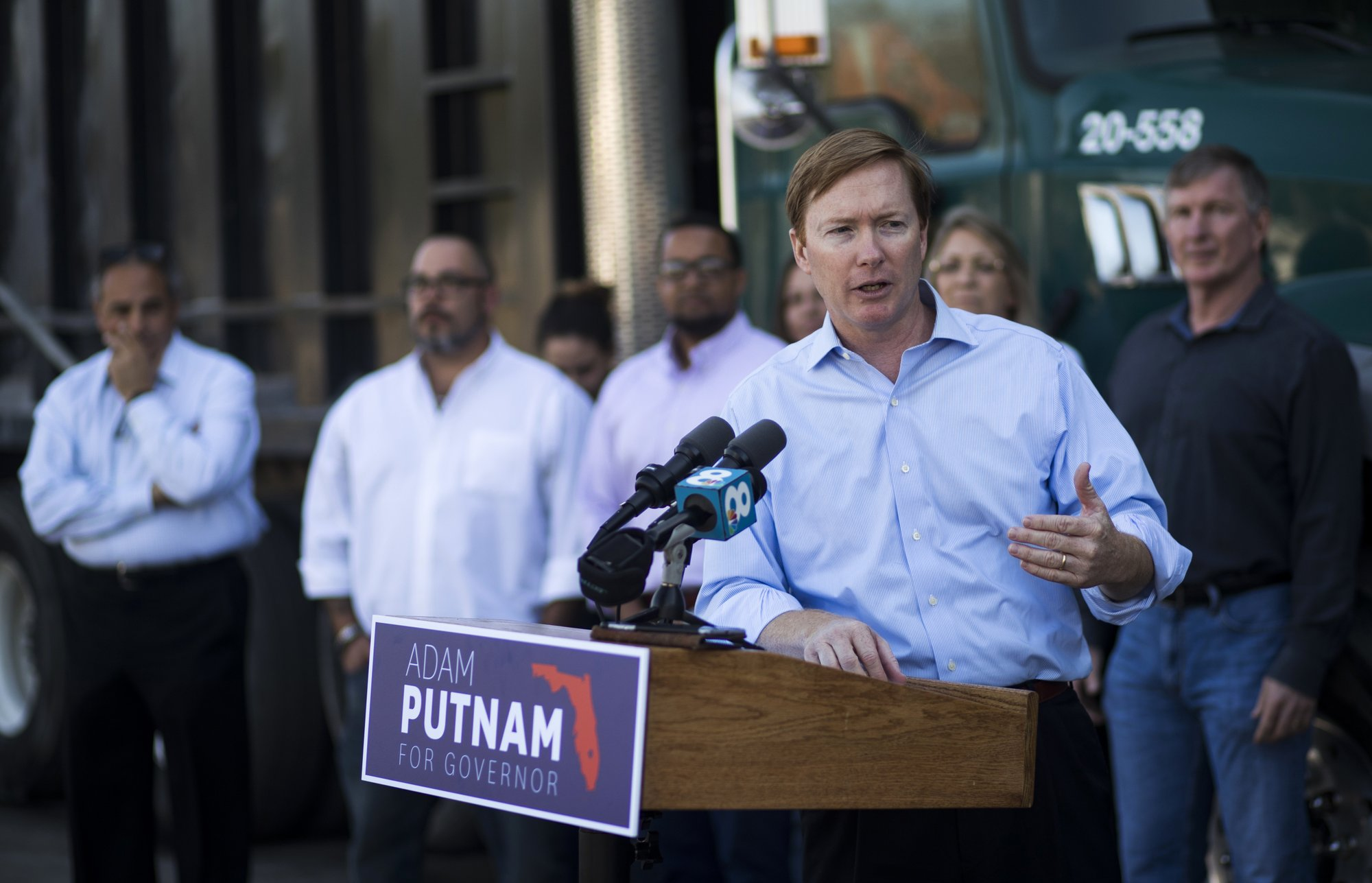 Florida's expensive race for governor highlights lax laws