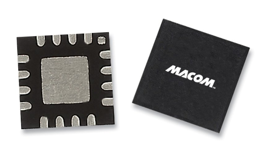 MACOM's New Power Detector Features Best-in-Class Wide-Input Bandwidth and Dynamic Range
