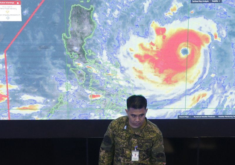 Philippines typhoon toll expected to 'top 100'