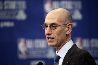 ff485fdf27b WASHINGTON (AP) — NBA Commissioner Adam Silver wants half of all new  referees joining the league to be women — and he would like to see teams  hire female ...