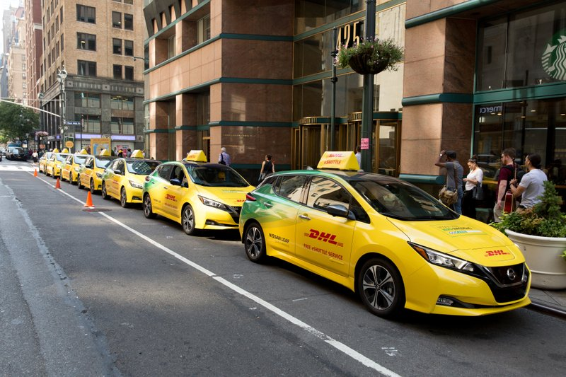 DHL, Official Logistics Partner to Formula E, Offers New Yorkers Free Zero-Emission Rides to Promote Sustainability