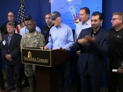 Fla. Gov: 'Irma Now Impacting Our State'