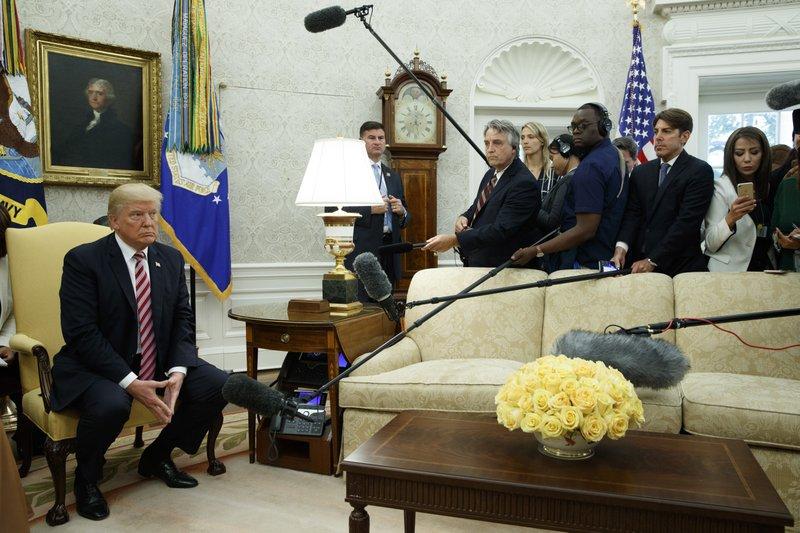 Donald Trump, Sabah Al Ahmad Al Sabah