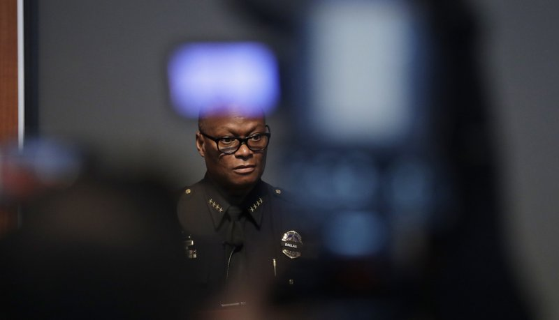 Family: Military changed Dallas suspect; robot use defended