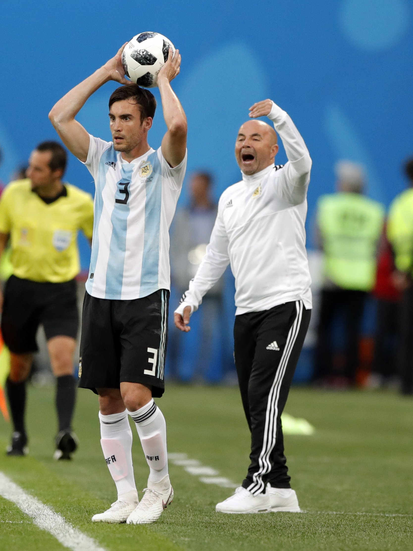 Argentina has big weaknesses to address before facing France