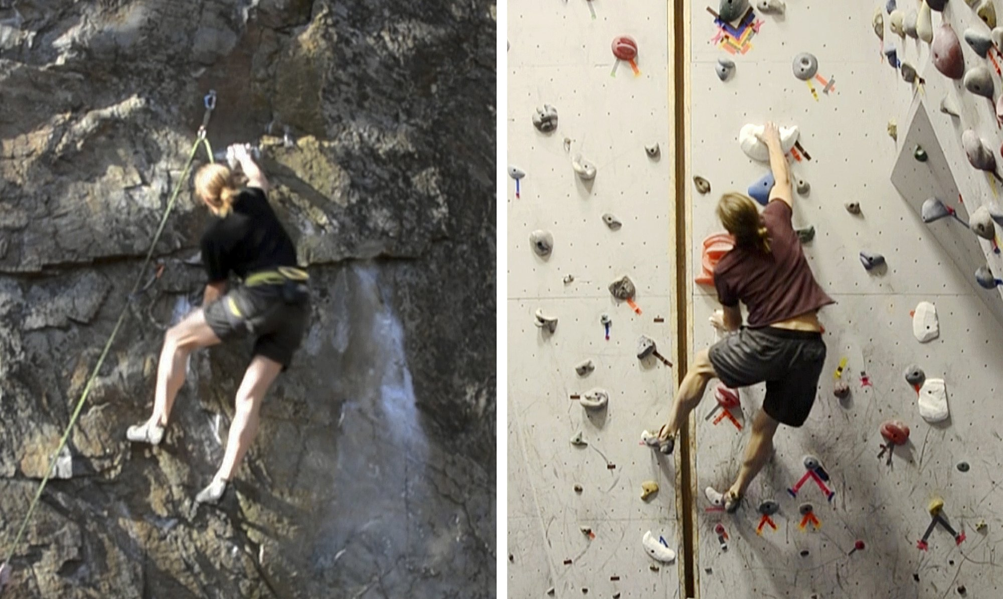 System aims to recreate challenging mountain climbs in gym
