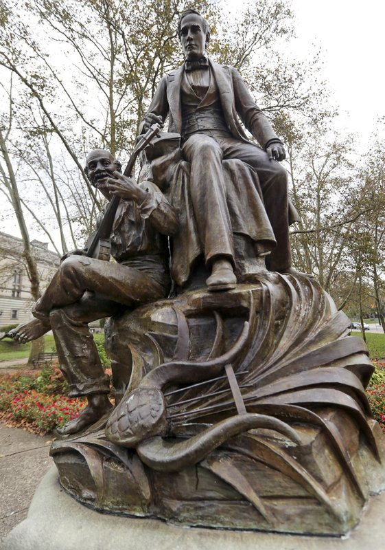 Stephen Foster Sculpture