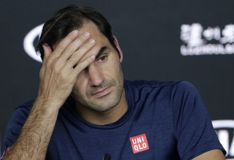 Federer 37 Shocked By Tsitsipas 20 At Australian Open