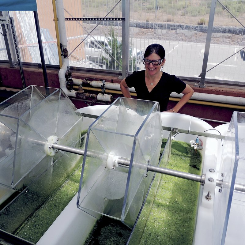 Lean and green to biofuel ourmega machines