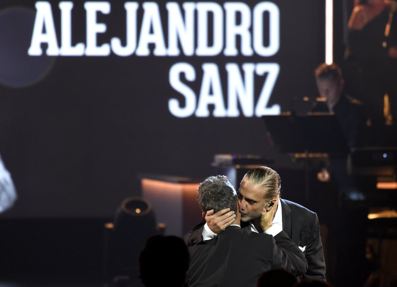 Alejandro Fernandez, Alejandro Sanz