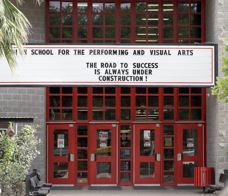 Houston School for the Performing and Visual Arts
