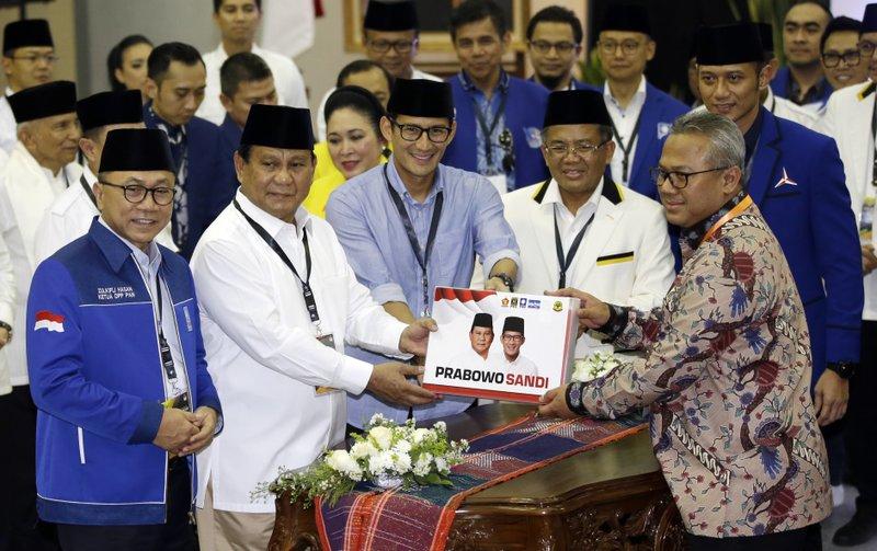 Prabowo Subianto, Sandiaga Uno