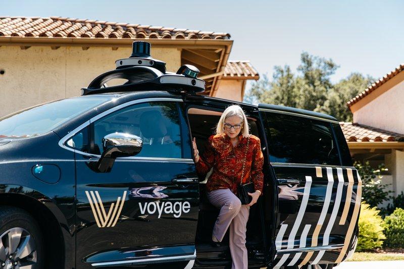 Voyage With Velodyne