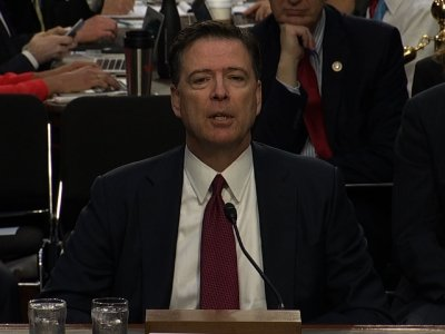 Comey Says White House 'Defamed' Him and FBI