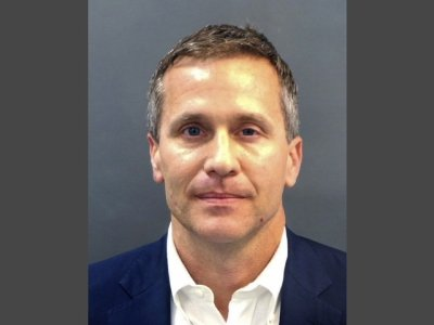 Missouri Governor Indicted on Felony Charge