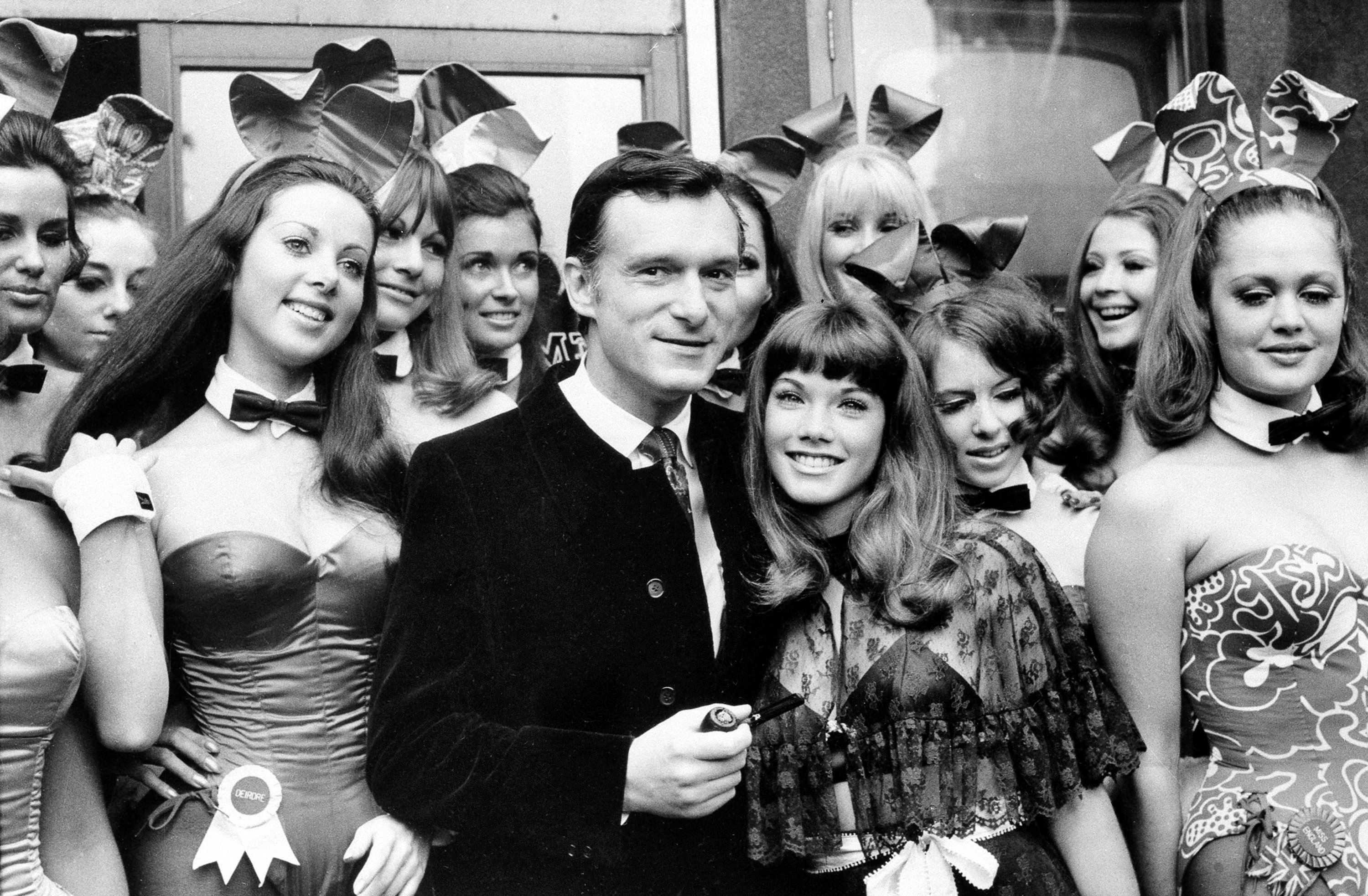 One man's Playboy: Encounters with Hefner through the years