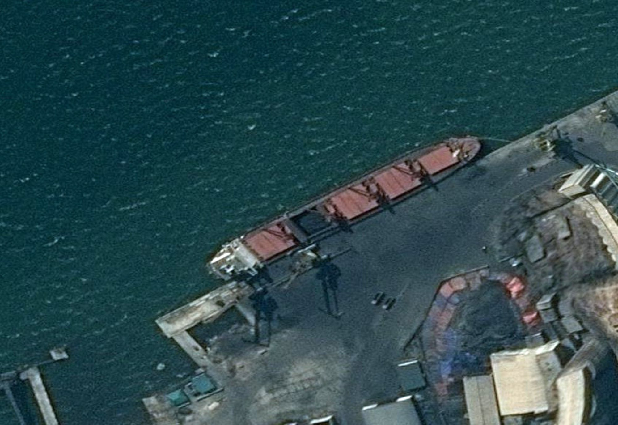 AP Explains: What's behind rare US seizure of N. Korea ship
