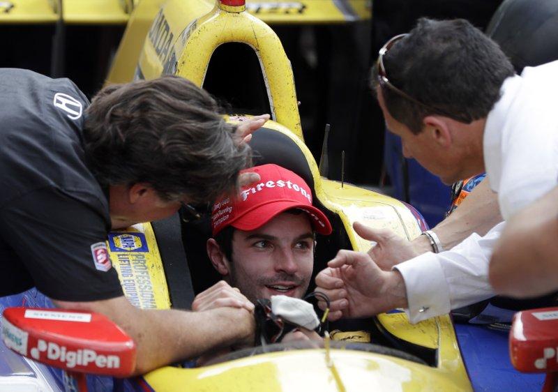 Alexander Rossi, Michael Andretti