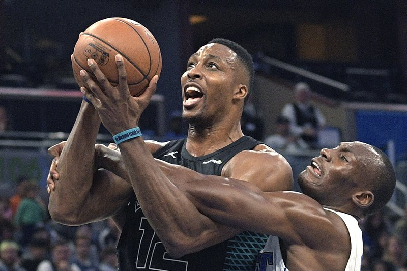 Dwight Howard, Bismack Biyombo
