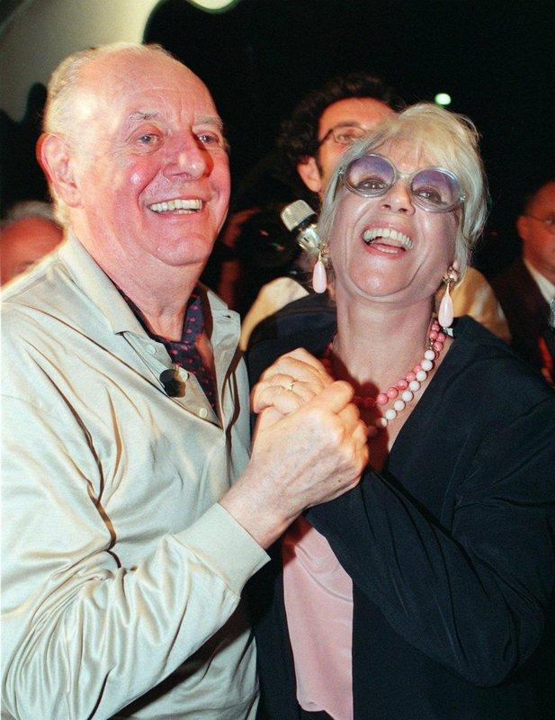 Dario Fo, Franca Rame