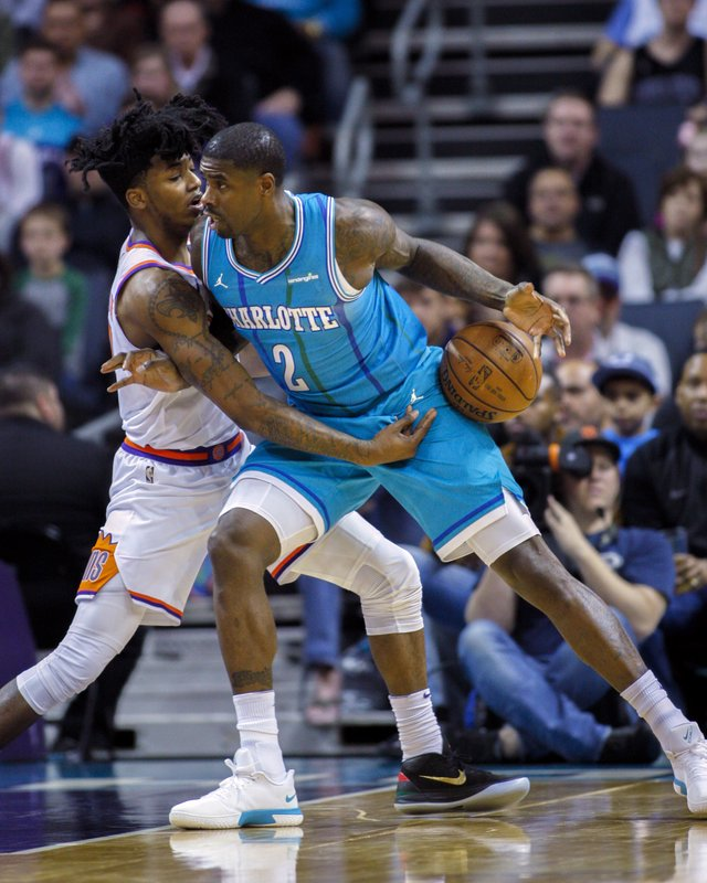 Marvin Williams, Elfrid Payton