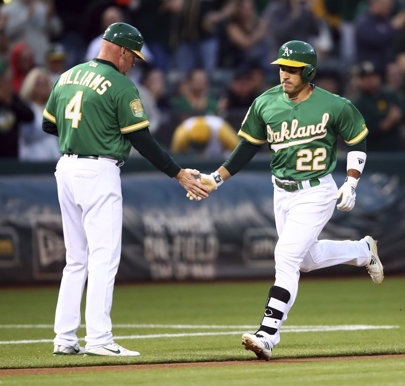 Matt Williams, Ramon Laureano