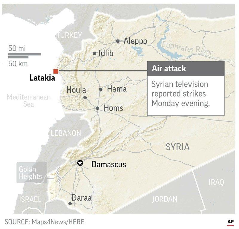 Syrian TV says Israeli strikes hit state company, 10 injured on pakistan map, tunis tunisia map, damascus oregon map, asma al-assad, kabul afghanistan map, amman jordan map, baghdad map, world map, jerusalem map, beirut lebanon map, bahrain map, golan heights map, ancient damascus map, istanbul map, damascus steel, middle east map, rome italy map, arabian sea map, bashar al-assad, algiers algeria map, mid east map, damascus citadel, tripoli lebanon map, tel aviv,