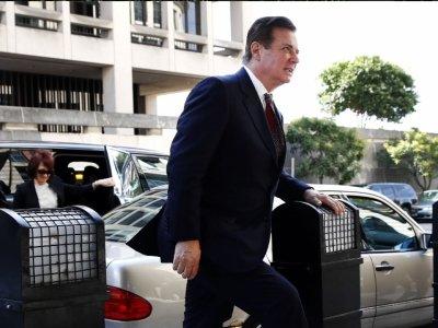 AP Debrief: Judge Jails Ex-Trump Campaign Chair