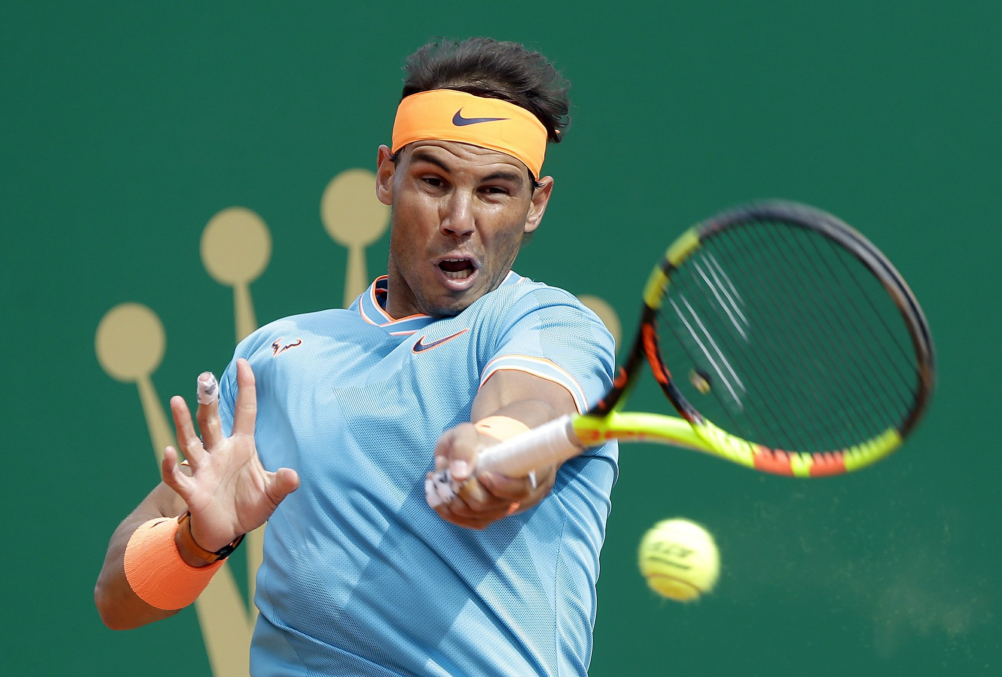 Nadal to face 63rd-ranked Mayer in Barcelona Open