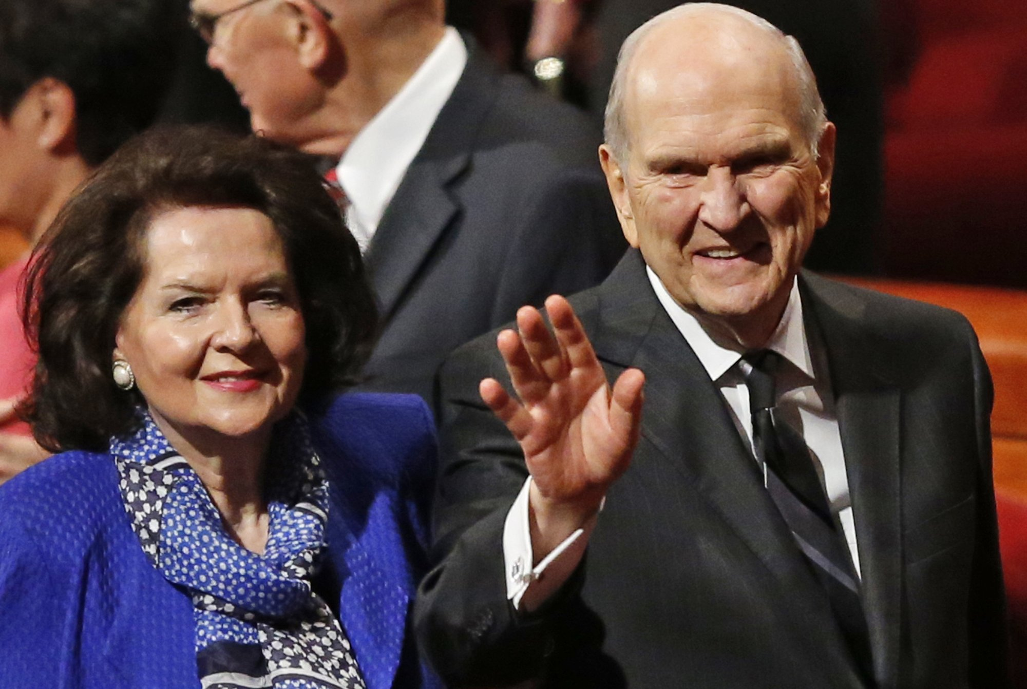 Mormon president surprises with transformative first year