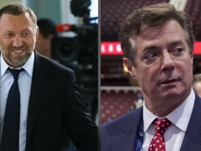 AP: Manafort Worked for Russian Billionaire