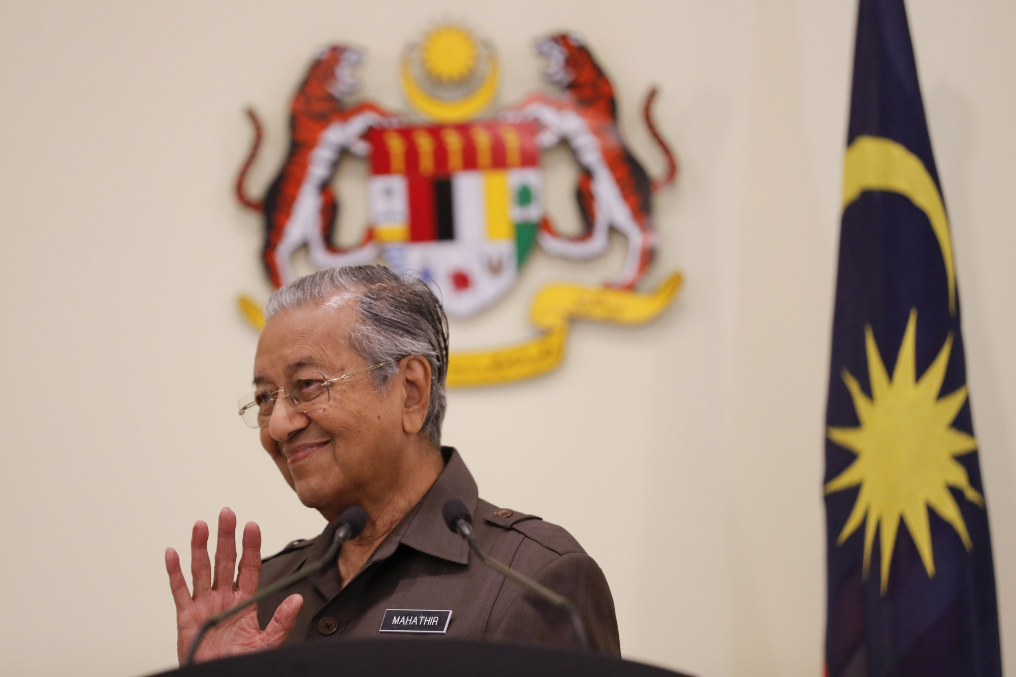 Malaysia to revive 2nd major China-linked project