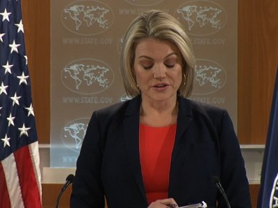 "U.S.""Strongly Condemns"" Missile Launch"