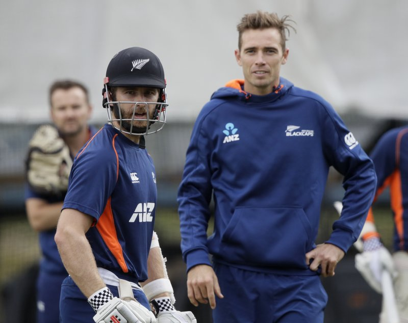 Tim Southee, Kane Williamson