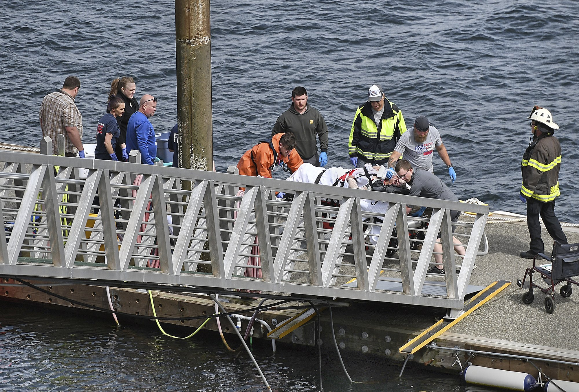 NTSB to investigate in Alaska after deadly midair collision