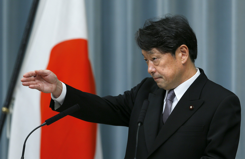 Japanese defense minister sounds alarm on North Korea