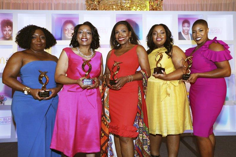Kimberly Bryant, Monique Vann-Brown, Sheryl Lee Ralph, Tishauna Wilson, Symone Sanders