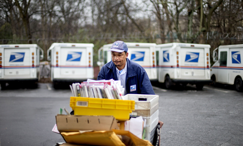 Trump convenes task force to study US Postal Service