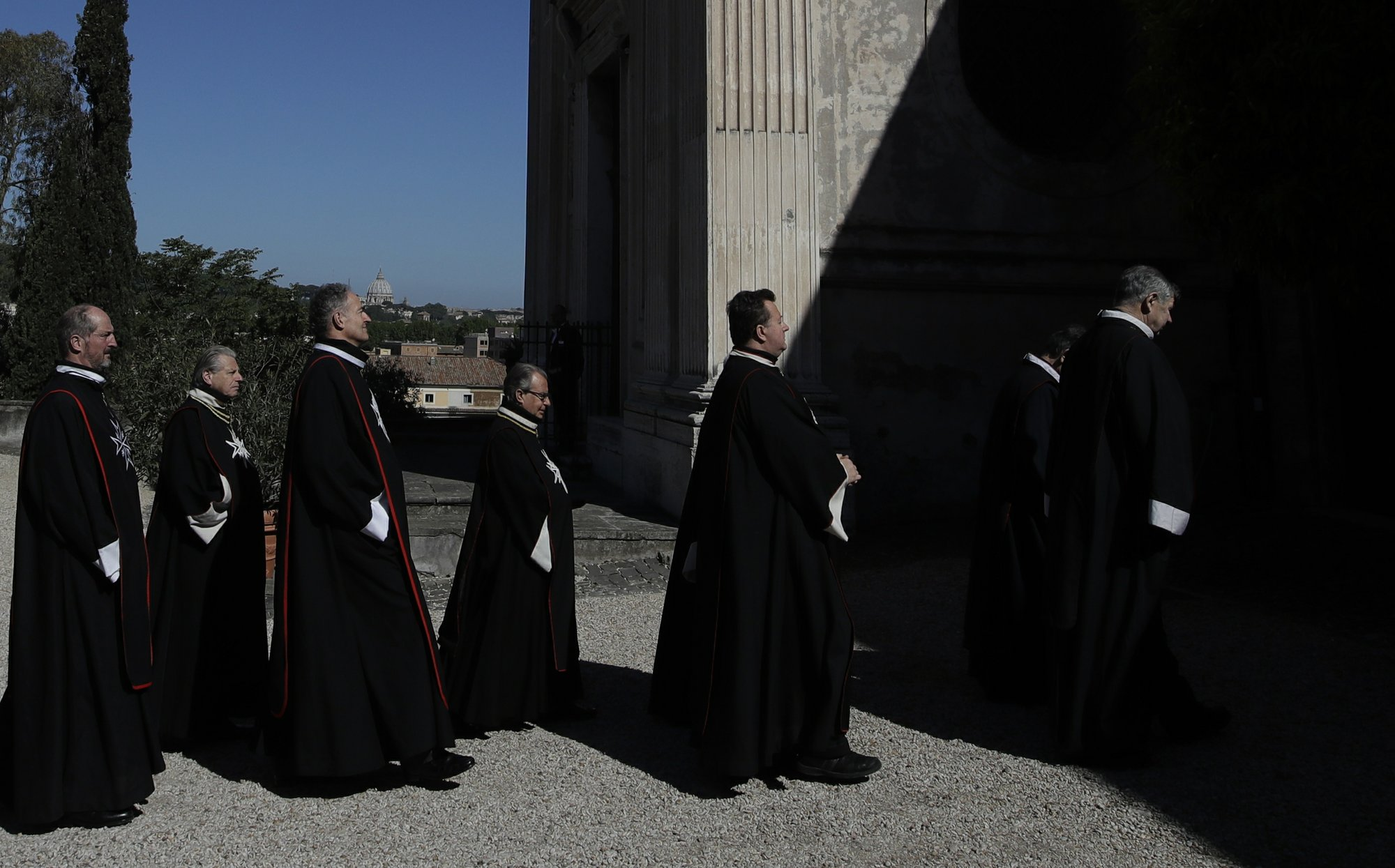 Knights of Malta elect temporary leader for reform period