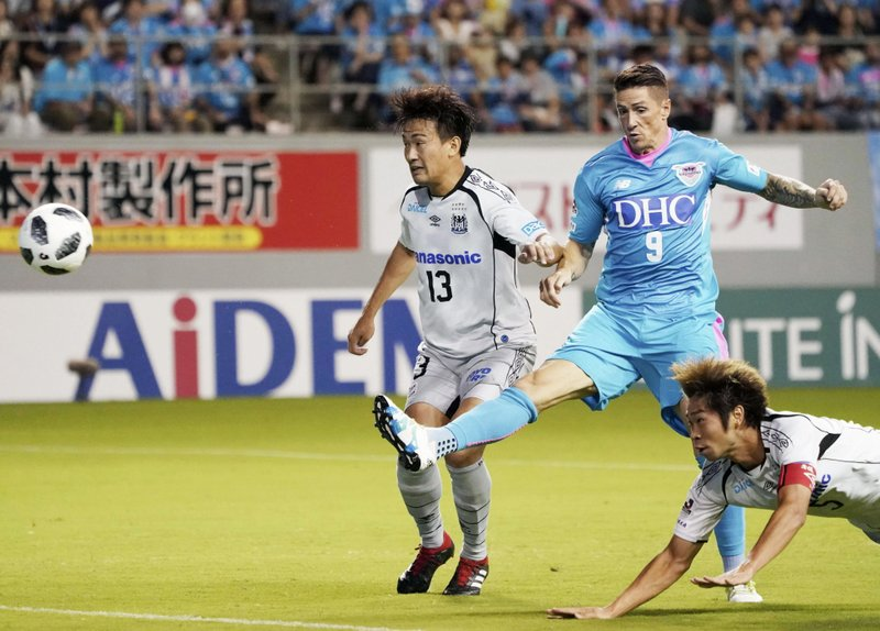Torres Opens J League Account As Sagan Tosu Beats Osaka 3 0