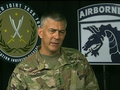 US Commander: Still More Work to Do in Mosul