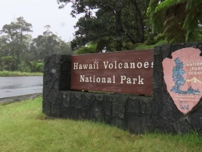 Volcano Forces Closure of Popular Hawaii Park