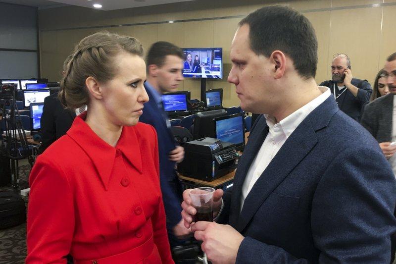 Ksenia Sobchak, Anton Zhelno