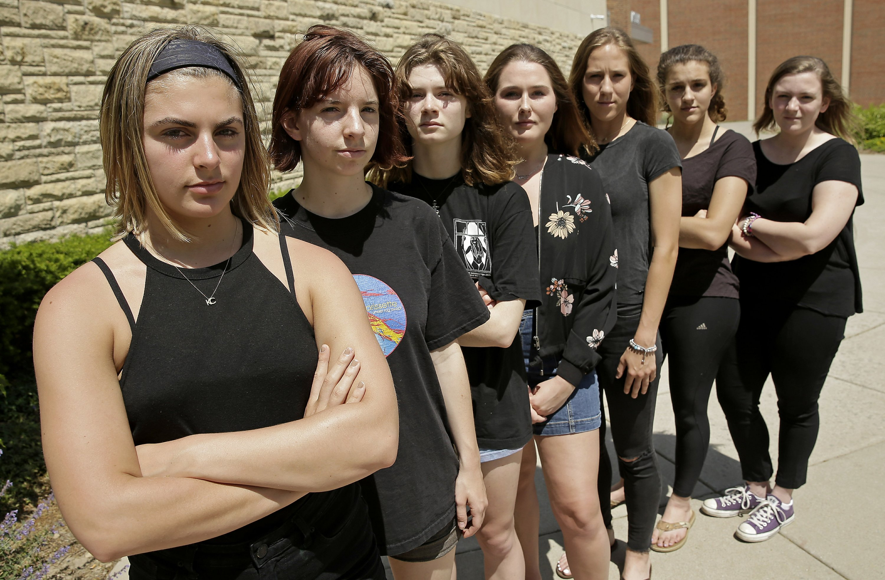 Grassroots efforts grapple with sex violence in US schools