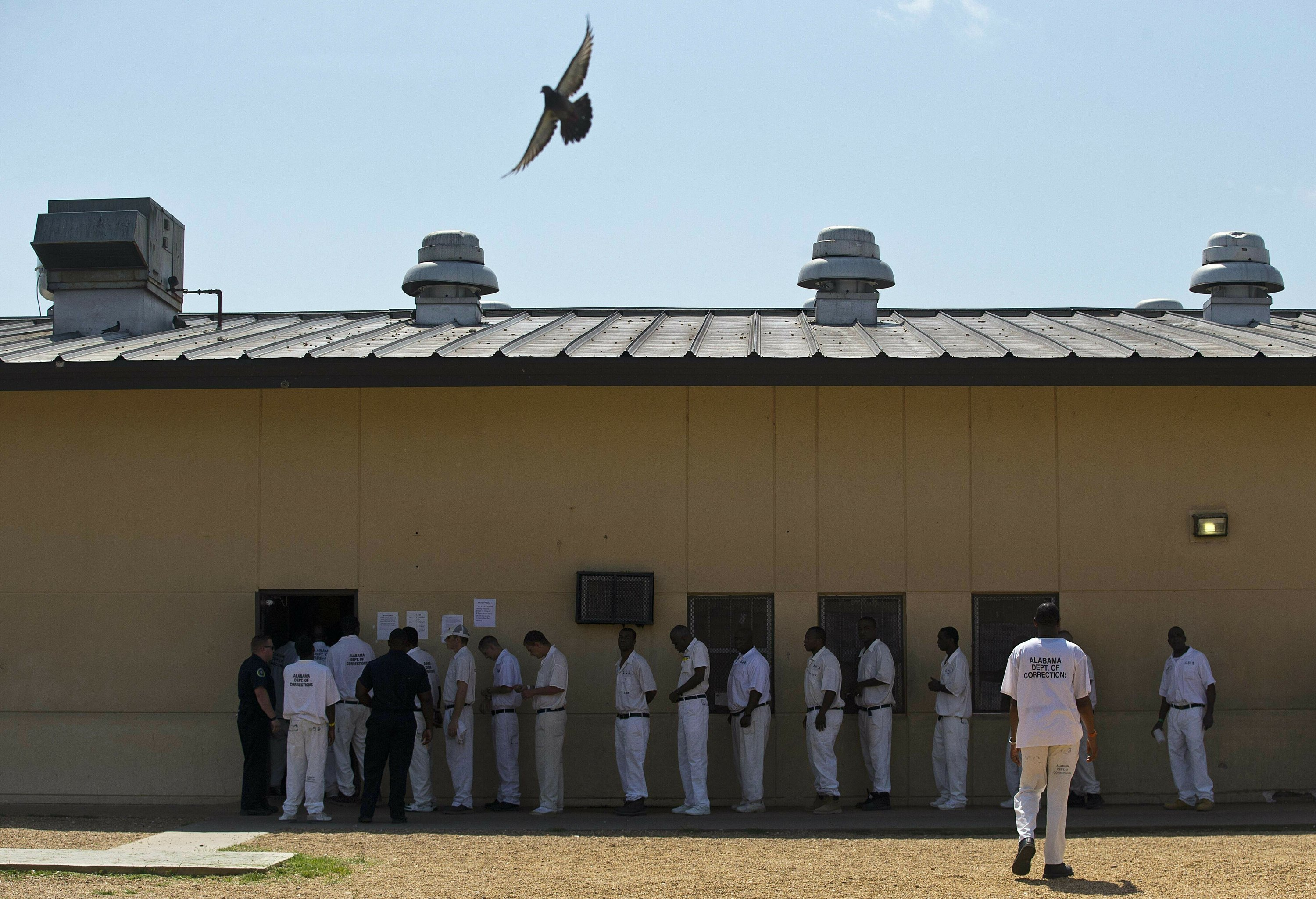 Fed's report condemning Alabama prisons: State vows action