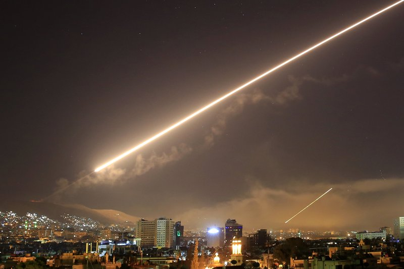 A timeline of the US involvement in Syria's conflict