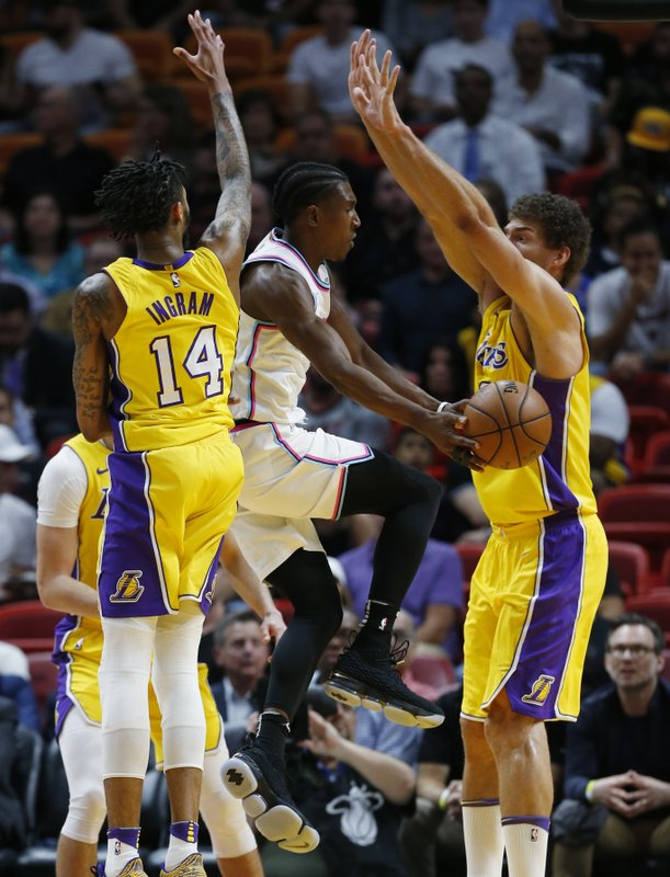 Brook Lopez, Brandon Ingram, Josh Richardson