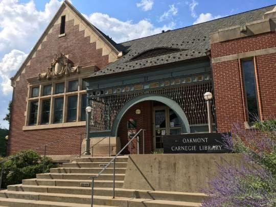 Oakmont Carnegie Library programs canceled due to flooding