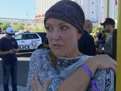Vegas Witness: Gunfire Seemed to Go on Forever