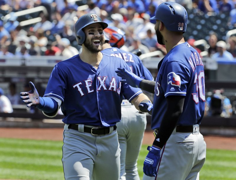 Joey Gallo, Nomar Mazara